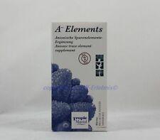 A- Elements 200ml Tropic Marin Anionische Spurenelemente Meerwasser 54,50?/L