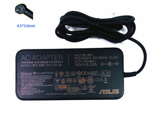 Asus 120W Charger 19V 6.32A Laptop Adapter EXA1202YH for Asus ROG G501 G501J