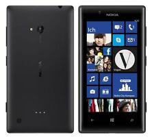 Nokia Lumia 720 Black Schwarz 8GB WIFI NFC Windows Phone Ohne Simlock NEU