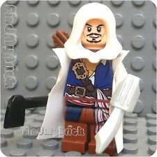 M806 Lego Creed Hunter Avenger Jedi Robin Hood Assassin Custom Minifigure NEW