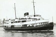 rp01638 - Mersey Ferry - Royal Daffodil II , built 1958 - photo 6x4