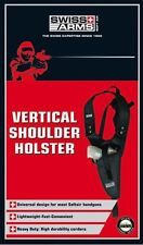 Swiss Arms universal vertical shoulder holster 603613 Black