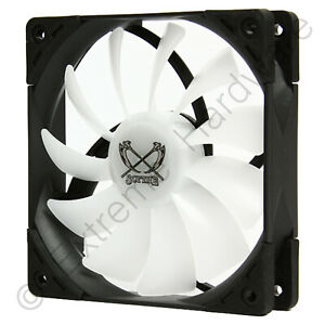 Scythe Kaze Flex 120 RGB 120mm Case Fan 1200 RPM 51.17 CMF 24.9 dBA 3-Pin
