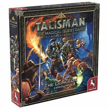 Talisman 4th Edition Dungeon Expansion
