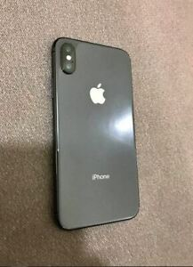 IPhone X 256 Go Unlocked Used