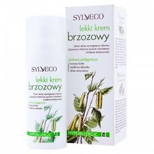SYLVECO HYPOALLERGENIC LIGHT BIRCH CREAM / LEKKI KREM BRZOZOWY