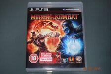 Videojuegos Mortal Kombat Sony PlayStation 3