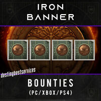 Destiny 2: Iron Banner Bounties PS4/XBOX/PC