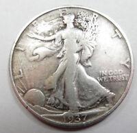 1937-S Walking Liberty Half Dollar 300C2