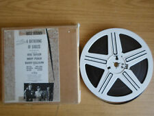 Super 8mm sound 1x400 A GATHERING OF EAGLES.  Rock Hudson classic.