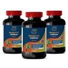 Probiotic Complex - Advanced Blended Formula - 3 Bottles - 180 Ct
