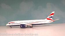 InFlight200 Boeing 787-8 Dreamliner British Airways G-ZBJA Ref: IF7870613A