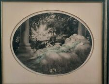 "1927 Louis Icart Original Etching ""La Belle Au Bois Dormant"" -  Sleeping Beauty"
