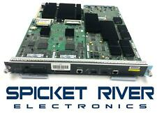 Cisco WS-SUP720-3B Catalyst Supervisor 720 with Integrated Fabric Switch Module