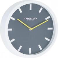 London Clock Company Pop White Wall Clock