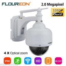 HD 1080P 2.8-12mm 4X ZOOM Sécurité IP Caméra CCTV PTZ Dôme Surveillance ONVIF