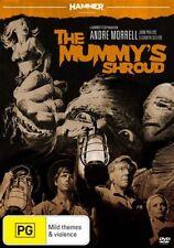 The Mummy's Shroud (DVD, 2016)