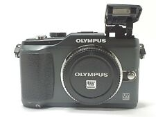Olympus PEN E-PL2 Micro 4/3 Digital Camera - Black (Body Only)