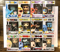 Funko POP! Assorted Lot - PICK YOUR OWN (NEW & UNOPENED) - exclusives