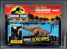 1994 Kenner Jurassic Park Electronic Gallimimus Speeder Series 2 AFA 85 MOC
