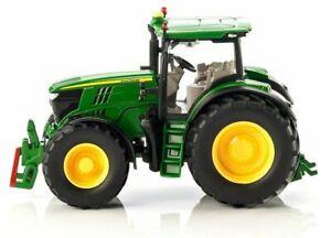 Siku John Deere Tractor 6210R 1:32 Scale diecast metal 3282
