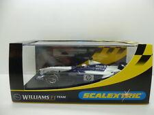 Scalextric C2418 Williams BMW F1, No.6 2002, menta en caja sin usar