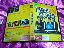 PEEP WORLD : (DVD, MA15+) (EX RENTAL)