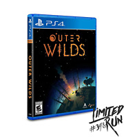 Outer Wilds Limited Run #348 - PlayStation 4 PS4 Brand New & Sealed