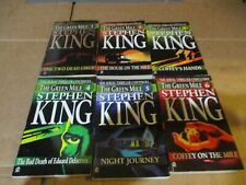 Stephen King: The Green Mile Paperback Book Set 1-6 - 1996