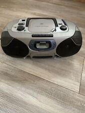 Radio , Cassette, CD Recorder Philips AZ 1202/00 Gettoblaster, Boombox