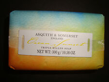 Asquith & Somerset Made in Portugal 10.58oz Luxury Bath Bar Soap Ocean Sunset