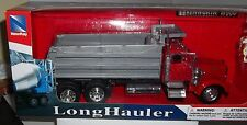 New Ray LONG HAULER KENWORTH W900 DUMP TRUCK 1:32 SCALE