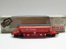 HO Scale - PIKO - #54301 DB Cargo Covered Hopper Train Car