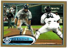 2012 Topps Gold Baseball Card Pick