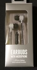 Wired Earbuds With Microphone (Iphone, Galaxy, Android Models)