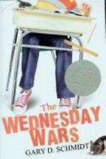 NEW The Wednesday Wars by Gary D. Schmidt