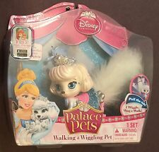PUMPKIN Cinderella's puppy WALKING WIGGLING Disney Princess Palace Pets Blip Toy