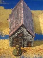 A2 Painted Farm buildings 15mm. For wargames scenery and terrain buildings,