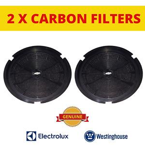 2 X ARCFD WESTINGHOUSE CARBON RANGEHOOD FILTERS RECIRCULATING ULX250