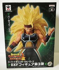 Dragon Ball Heroes Bardock XENO Figure DXF Banpresto Japan Authentic NEW