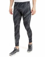New Nike Power Dri-Fit Tech Men`s Graphic Running Tight pants/leggings/training
