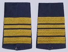 dienstgradabzeichen rangschlaufen, BORDADO Capitán de Fragata Azul Dorado d7105