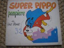 ALBO ELAH FRÍO SUPER PIPPO BOMBERO 1969 GRATUITO FUORISERIE DISNEY