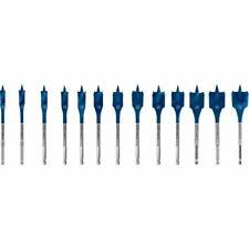 Bosch Expert Selfcut Speed Flachfräsbohrer-set, 10/12/13 / 14/16/ 18/20/22/