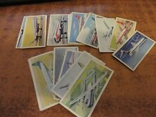 Lyons Tea Picture Cards, Wings across the world