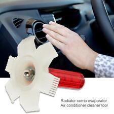 Universal Auto Car Radiator Condenser Evaporator Fin Straightener Coil Comb