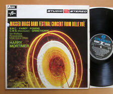 TWO 240 Massed Brass Band Festival Concerto From Belle Vue Harry Mortimer EX/VG