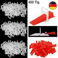 20mm Fliesen Keil Fliesen Nivelliersystem 1,5mm /& 2mm Fugen XL Laschen für 12mm