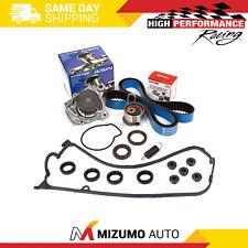 Timing Belt Kit AISIN Water Pump Valve Cover Gasket Fit 01-05 Honda 1.7 D17A1 A2