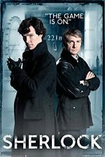 More details for sherlock door maxi poster by gb eye fp3264